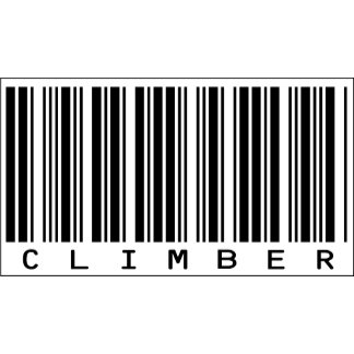Bar Code - Climber
