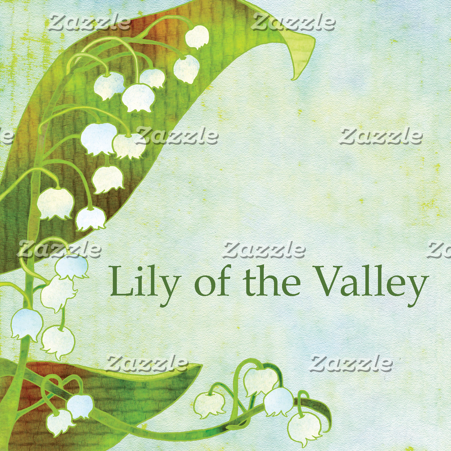 ♥ Lily of the Valley