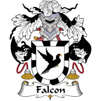 Falcon Family Crest