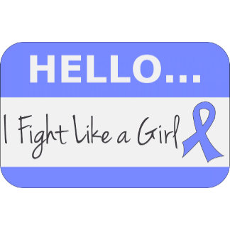 Stomach Cancer I Fight Like A Girl