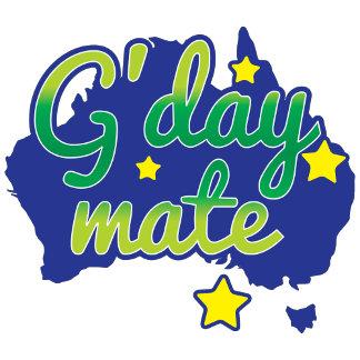 G'DAY Mate Australian Greeting hello