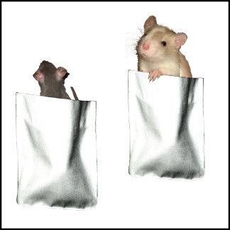 Pocket Rats (2 designs)