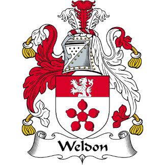 Weldon Family Crest
