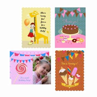 Life is sugar sweet kids Birthday Party