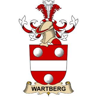 Wartberg Family Crest