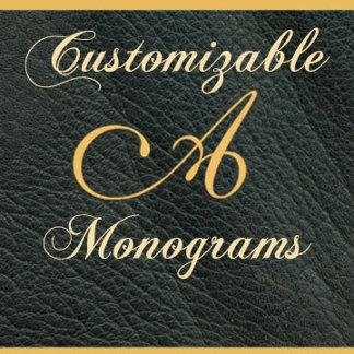 Customizable Initials