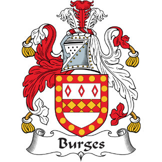 Burges Coat of Arms