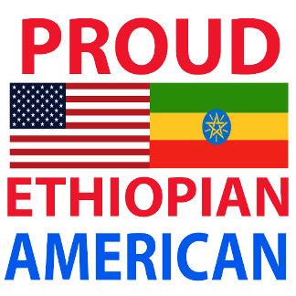Proud Ethiopian American