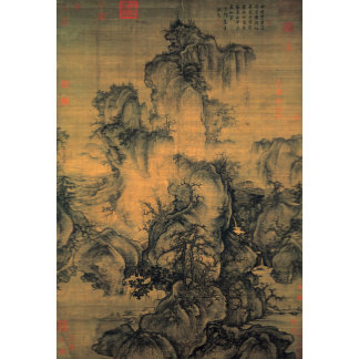 Guo Xi Early Spring
