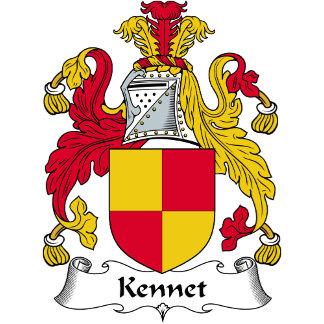 Kennet Family Crest
