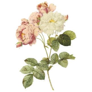Cottage Chic Vintage Roses Floral Wedding
