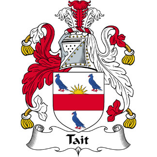 Tait Family Crest