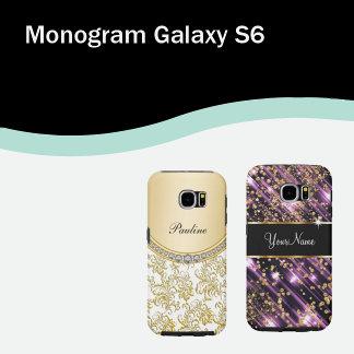 Monogram Galaxy S6