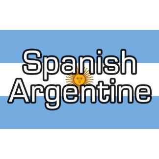 Spanish Argentine