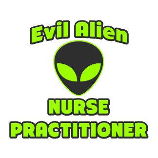Evil Alien Nurse Practitioner