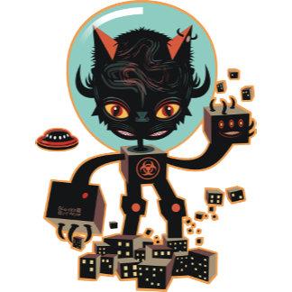 DJ Hammerhand Cat