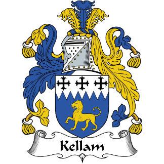 Kellam Family Crest