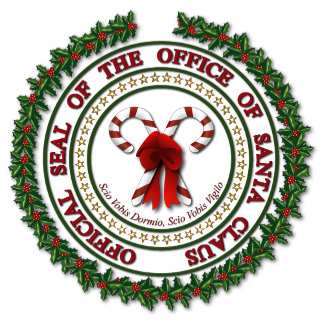Seal of the Office of Santa Claus