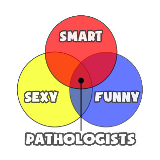 Venn Diagram .. Pathologists