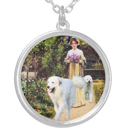 003 Great Pyrenees Jewelry