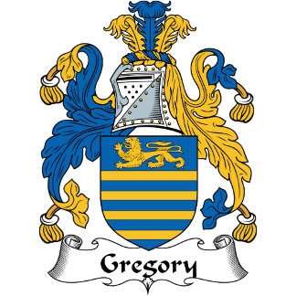 Gregory Coat of Arms