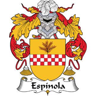 Espinola Family Crest