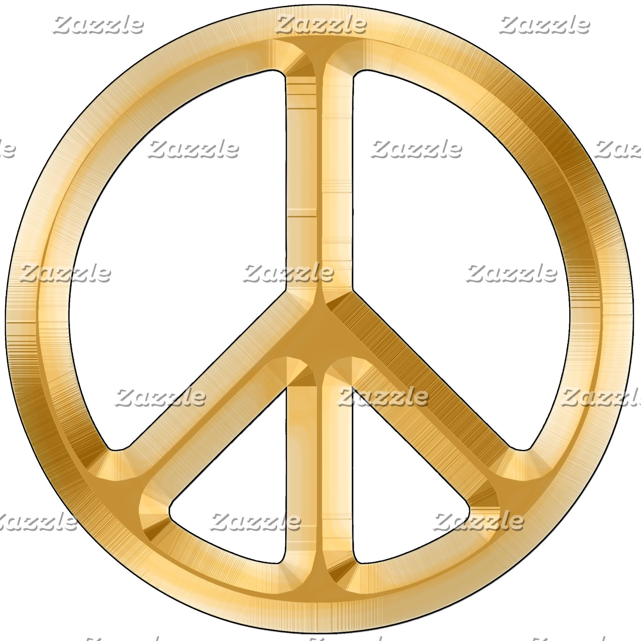 PEACE SYMBOLS, PEOPLE POWER, POLITICS