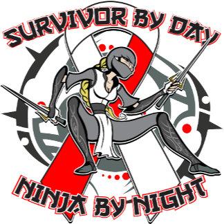 MDS Survivor By Day Ninja By Night