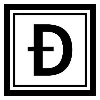 D with a Slash