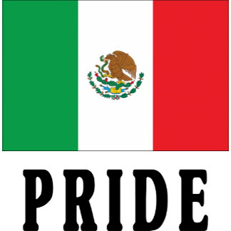 Mexican Pride T-Shirt Gift Cards