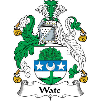 Wate Family Crest