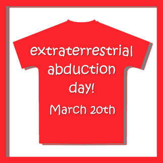 Extraterrestrial Abduction Day