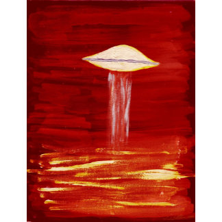 Alien Abduction & UFO Art