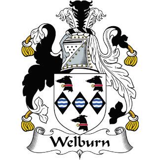 Welburn Family Crest