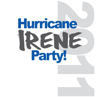 Hurricane Irene Party 2011