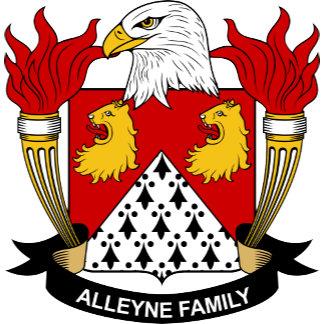 Alleyne Coat of Arms