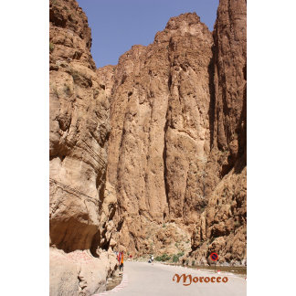 Morocco-Todra Gorge