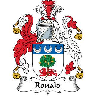 Ronald Family Crest