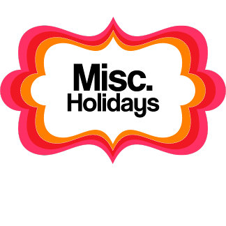 Miscellaneous Holidays