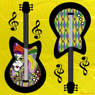 Mardi Gras Guitars