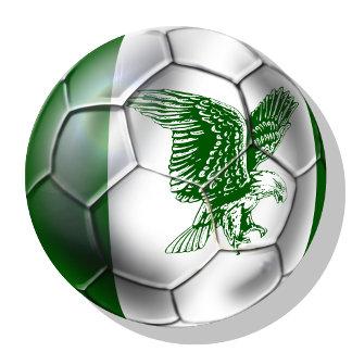 Nigeria Super Eagles football team fans shop
