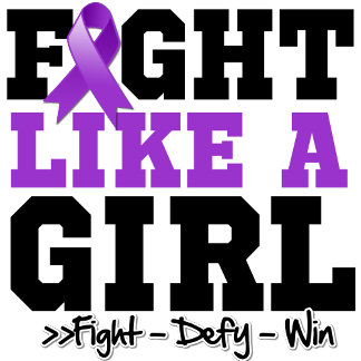 Epilepsy Sporty Fight Like a Girl
