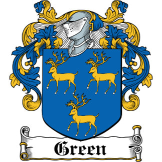 Green Coat of Arms
