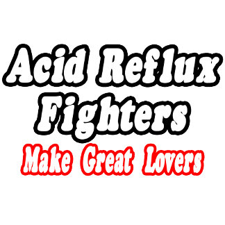 Acid Reflux Fighters Make Great Lovers