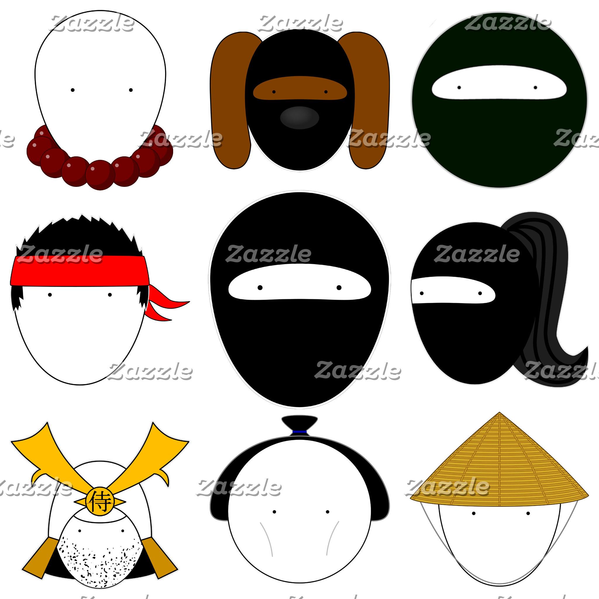 Ninja Characters