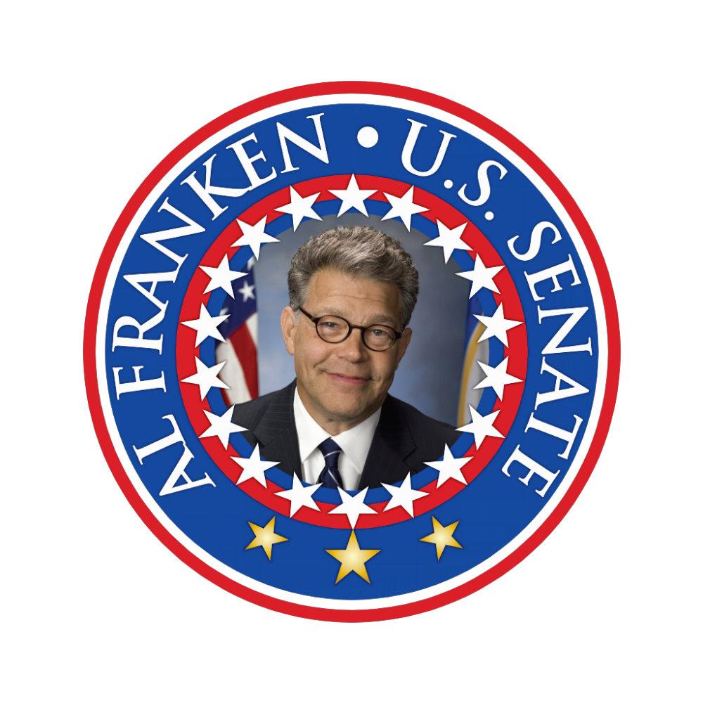 Al Franken Senate Seal