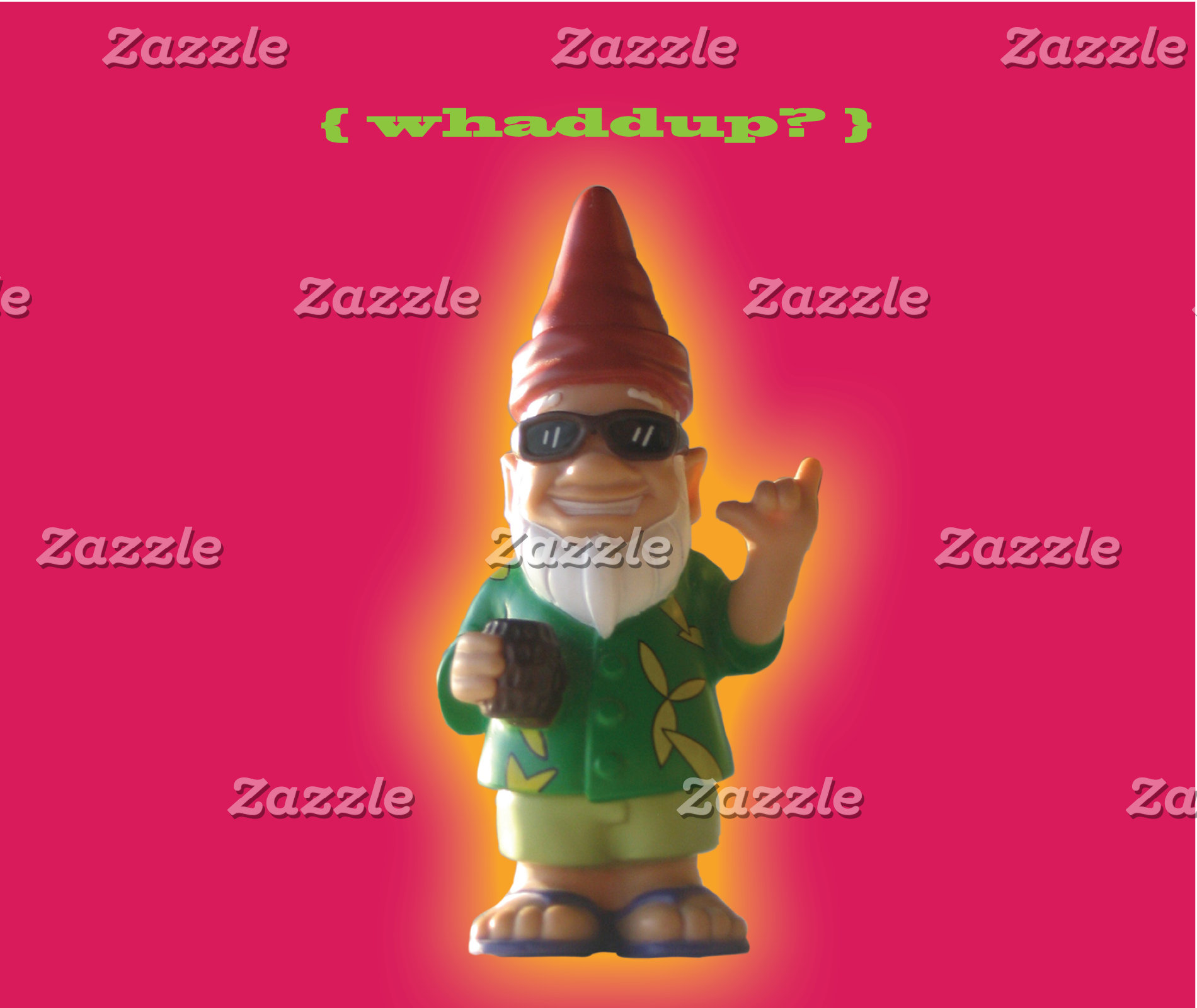 Whaddup? Gnome