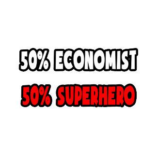 Half Economist ... Half Superhero