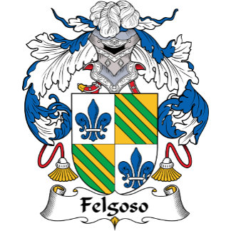 Felgoso Family Crest
