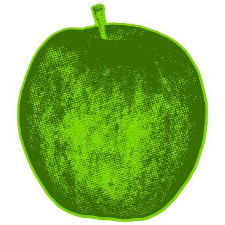 ➢ Green Pop Art Apple